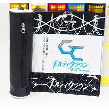 Guilty Crown anime pen bag