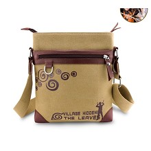 Naruto anime satchel shoulder bag