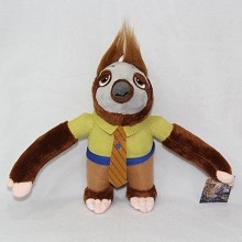 8inches Zootopia plush doll