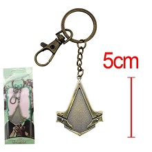 Assassin's Creed Syndicate key chain