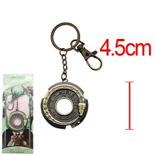Assassin's Creed Connor Kenway key chain