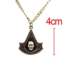 Assassins Creed 4 Black Flag necklace