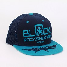 Black rock shooter anime cap sun hat