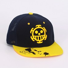 One Piece Law anime cap sun hat