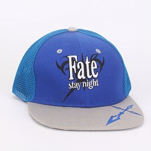 Fate stay night anime cap sun hat