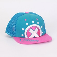 One Piece Chopper anime cap sun hat
