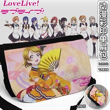Lovelive anime printing satchel shoulder bag