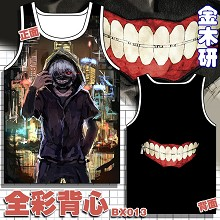 Tokyo ghoul anime tank top vest