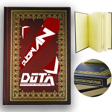 DATA Hard Cover notebook(120pages)