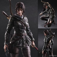 Play Arts Rise of the Tomb Raider Lara figure