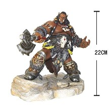 World of Warcraft Durotan figure