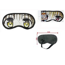 To Love anime eye patch