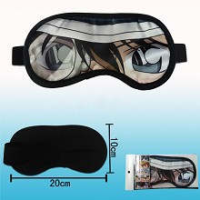 Detective conan anime eye patch