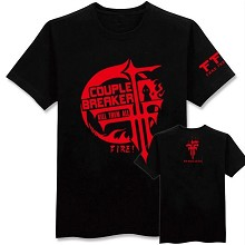 FFF anime cotton t-shirt