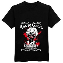 Tokyo ghoul anime cotton t-shirt