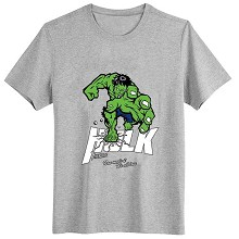 The Avengers Hulk cotton t-shirt
