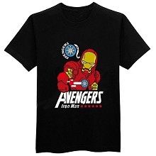 The Avengers Iron Man cotton t-shirt