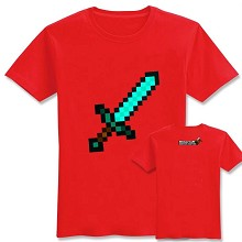 Minecraft cotton t-shirt