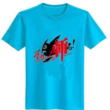 Akame ga KILL! anime cotton t-shirt