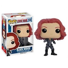 FUNKO POP Black Widow figure 132#