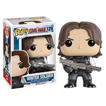 FUNKO POP Winter Soldier figure 129#