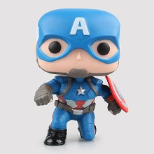 FUNKO POP Captain America figure 137#