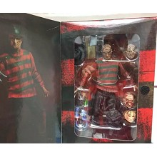 7inches NeCA a Nightmare on Elm Street Freddy figure