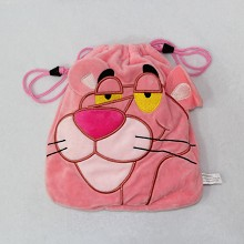 The anime plush drawstring bag