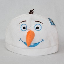12inches Frozen plush hat