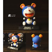 Doraemon Chinese Zodiac Tiger figure