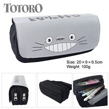 TOTORO multifunctional anime pen bag