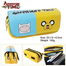 Adventure Time anime multifunctional anime pen bag