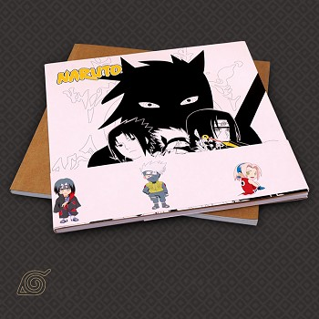 Naruto anime drawing book