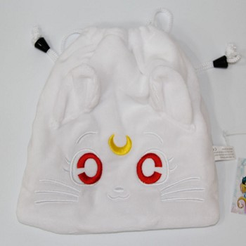 Sailor Moon anime plush drawstring bag