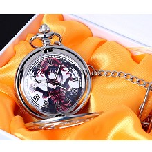 Date A Live anime pocket watch