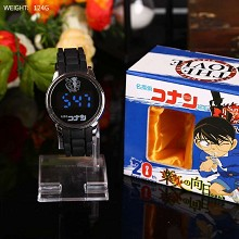 Detective conan anime touch screen watch