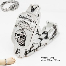 The Expendables bracelet