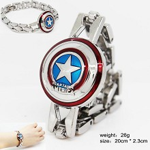 Captain America anime bracelet