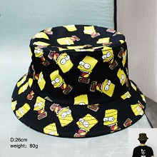 The Simpsons hat