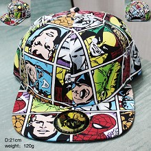 The Avengers cap sun hat