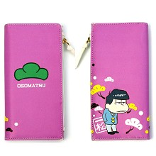 Osomatsu-san anime long wallet