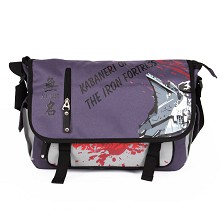Koutetsujou no Kabaneri anime satchel shoulder bag