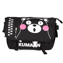 Kumamon anime satchel shoulder bag