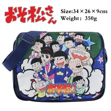 Osomatsu-san anime satchel shoulder bag