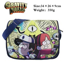 Gravity Falls anime satchel shoulder bag