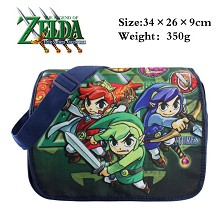 The Legend of Zelda satchel shoulder bag