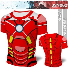 Iron Man Mens Bodybuilding Hoodies Print Hoodie Sport Hoodies t-shirt