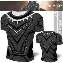 Black Panther Mens Bodybuilding Hoodies Print Hood...