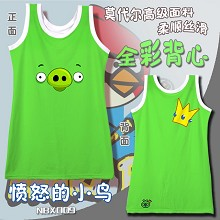 Angry birds tank top vest(female)