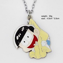 Osomatsu-san anime necklace
